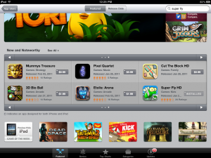 IPad_New_And_Noteworthy
